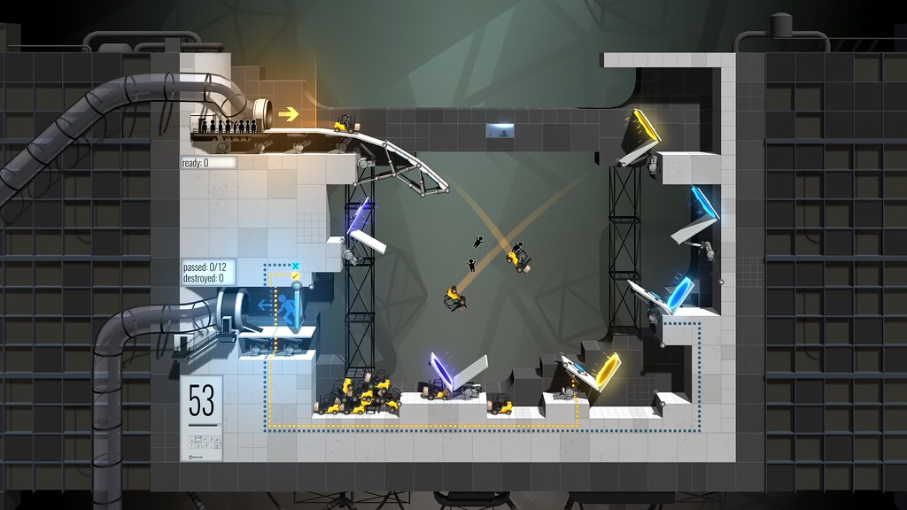 Bridge Constructor Portal for PS4