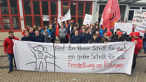igmetalljugendbayern posted a photo:
