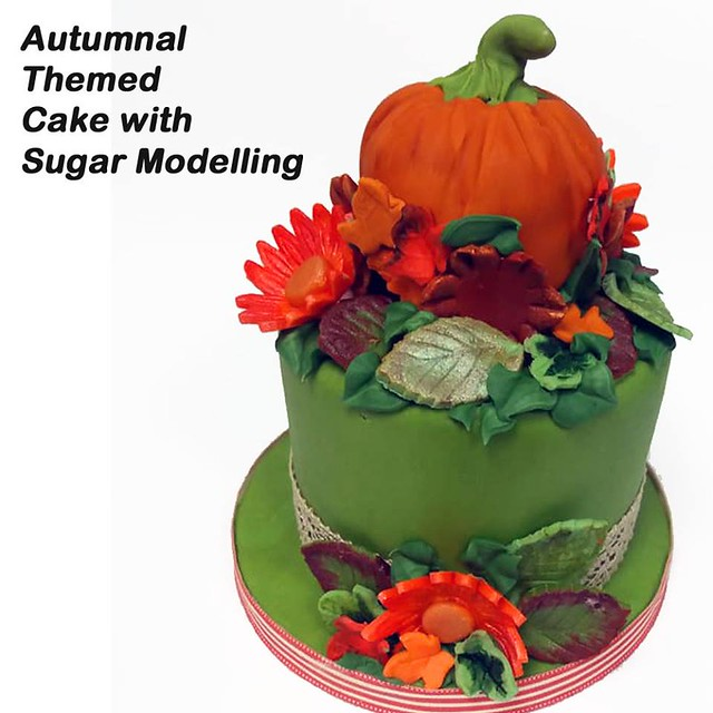 Autumn Cake by Cake-Links