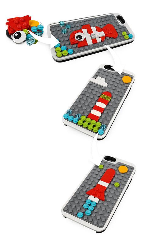 Etui od LEGO do iPhone'a 2