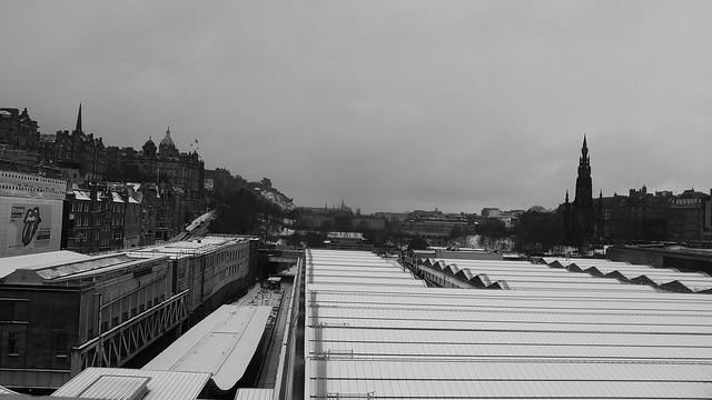 Snowy Edinburgh 011