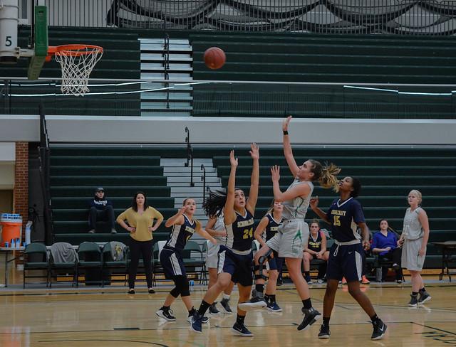 Women's Basketball 1-17-18