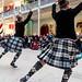 Highland Dancers at Burns Unbound 2018