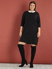 robe-courte-col-claudine-noir-grande-taille-femme-vx064_1_fr1