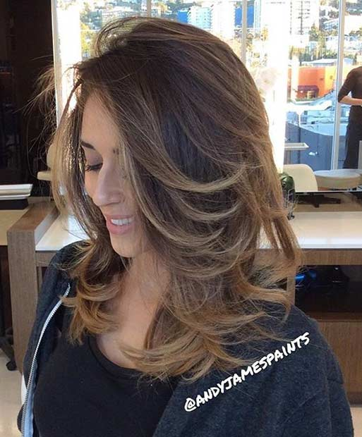 Medium Length Hairstyles For Hair Medium Length Haircuts 2018