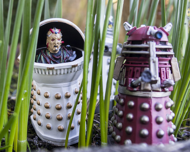 davros and Supreme Dalek, Sony DSC-RX10M2, 24-200mm F2.8