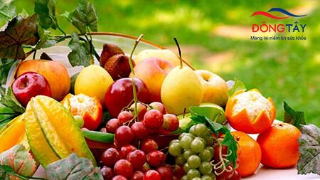 Người bệnh Parkinson nên ăn tăng cường hoa quả mỗi ngày