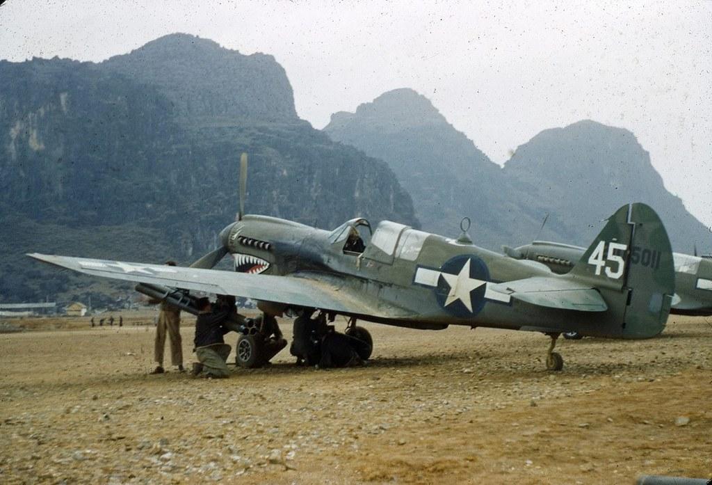 P-40N China 00