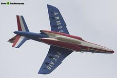 E165 8 F-TERE - E165 - Patrouille de France - French Air Force - Dassault-Dornier Alpha Jet E - RIAT 2013 Fairford - Steven Gray - IMG_4854