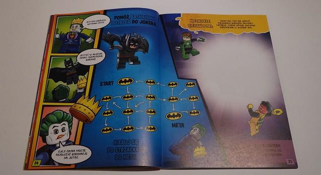 RECENZJA DC Comics Superksięga zadań 7