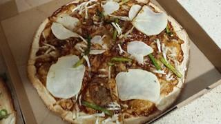 Vegan Pizza from Crust
