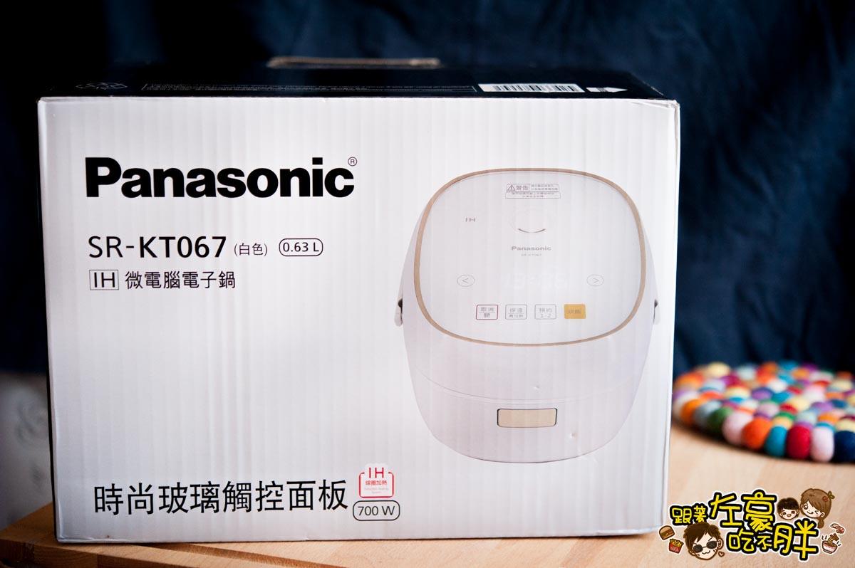 Panasonic國際牌IH電子鍋(SR-KT067)-1