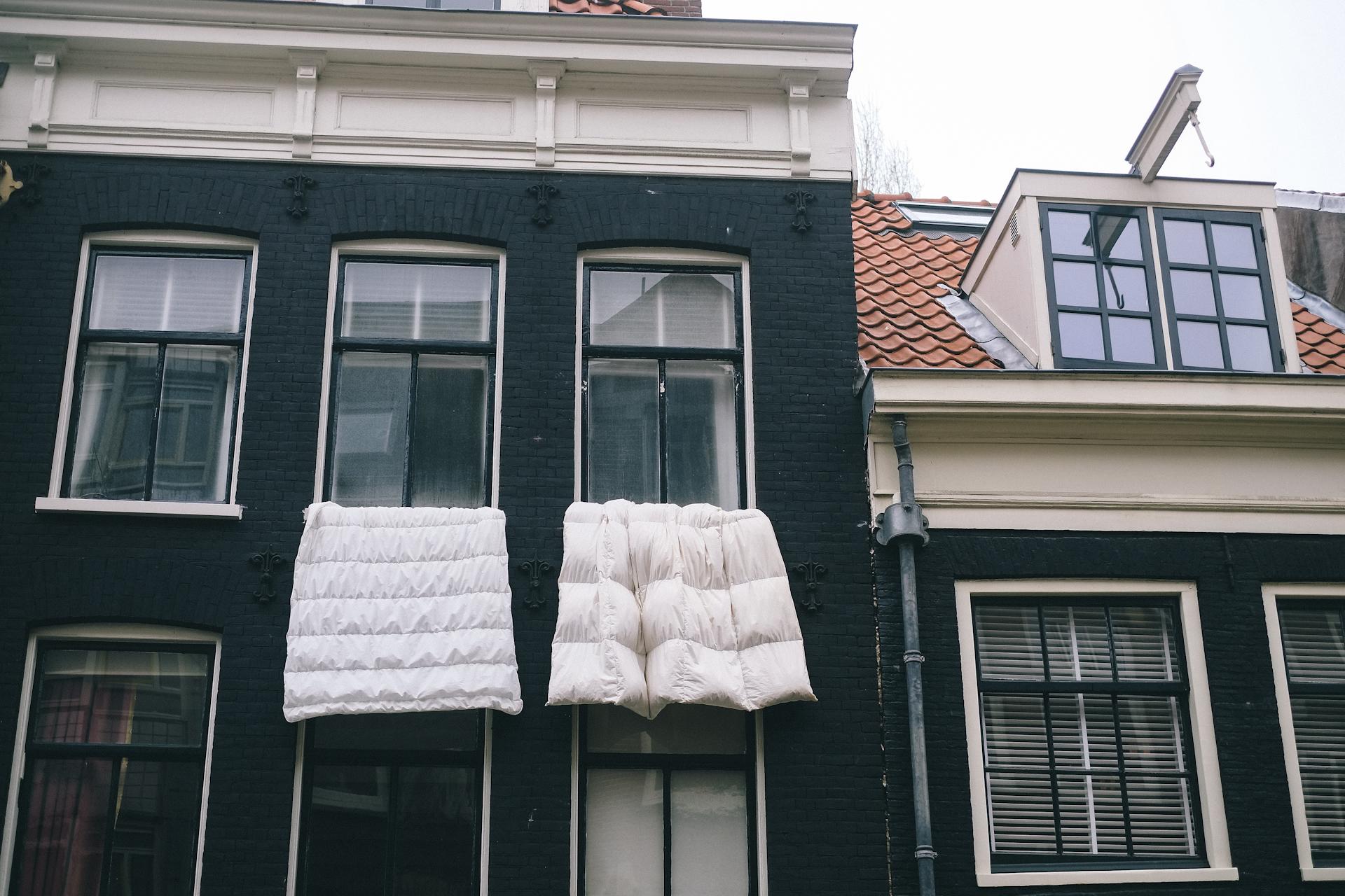 Amsterdam, Winter Day