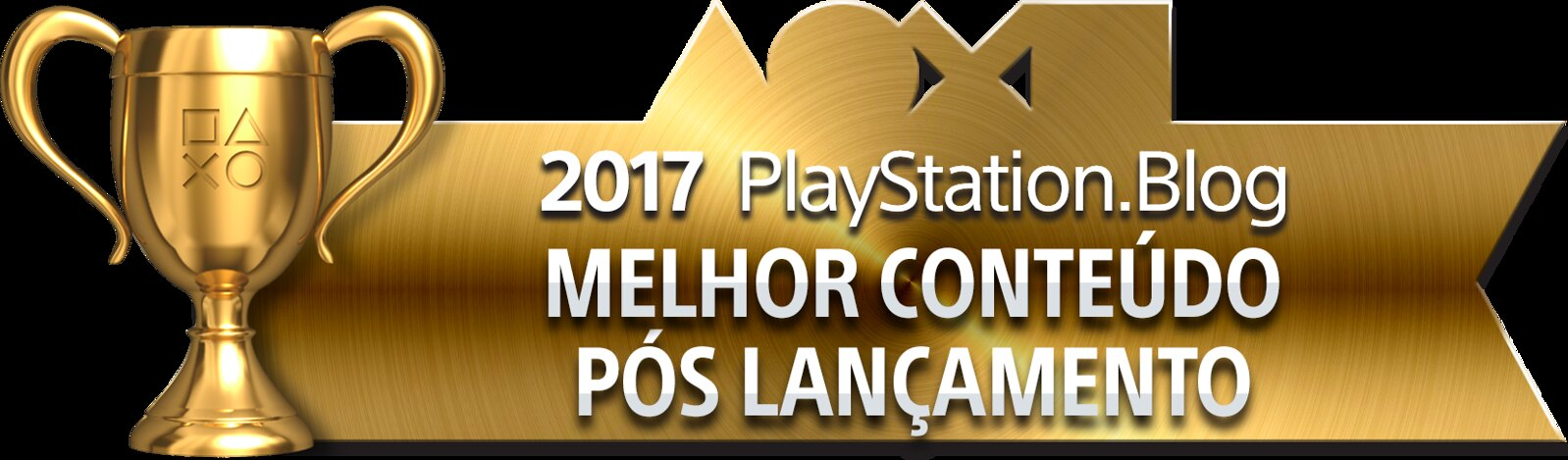 PlayStation Blog Game of the Year 2017 - Best Post-Release Content (Gold)