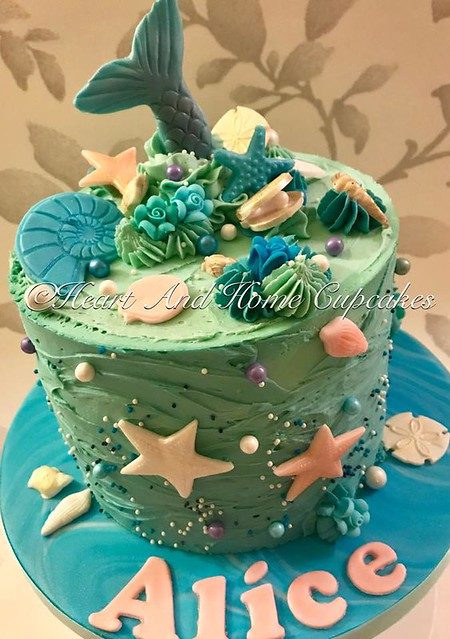 Cake by Heart and Home Cupcakes