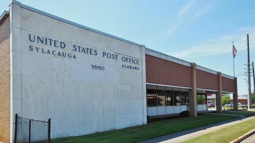 Sylacauga, Alabama 35150 PostOffice