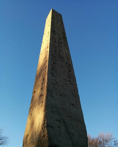 Cleopatra's Needle (3) #newyorkcity #newyork #manhattan #centralpark #cleopatrasneedle #obelisk #heiroglyphics #ancientegypt  #latergram