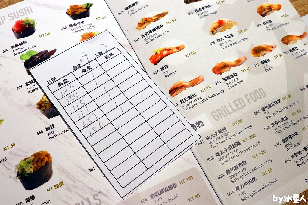39837244814 45e7c35636 b - 熱血採訪|一貫手作壽司,新鮮海鮮食材平價握壽司卷壽司,還有熟食定食套餐