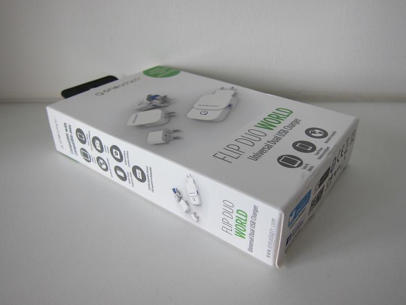 Flip Duo World - Box