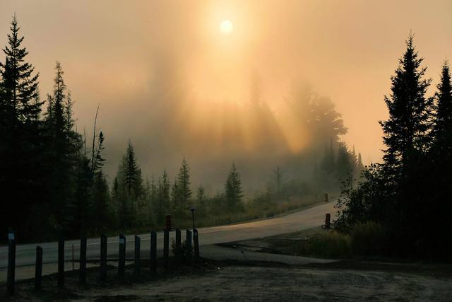 Algonquin Sunrise 16x24