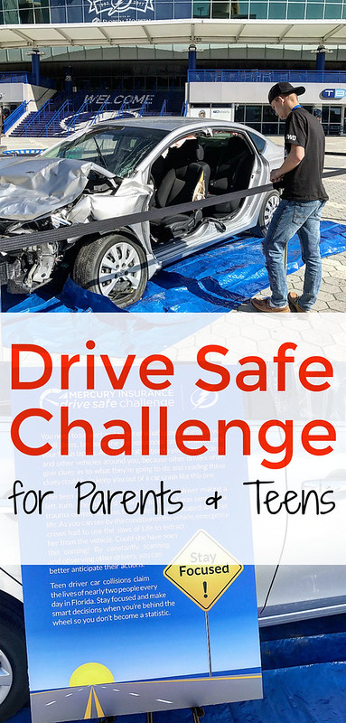 #DriveSafeChallenge for Parents and Teens