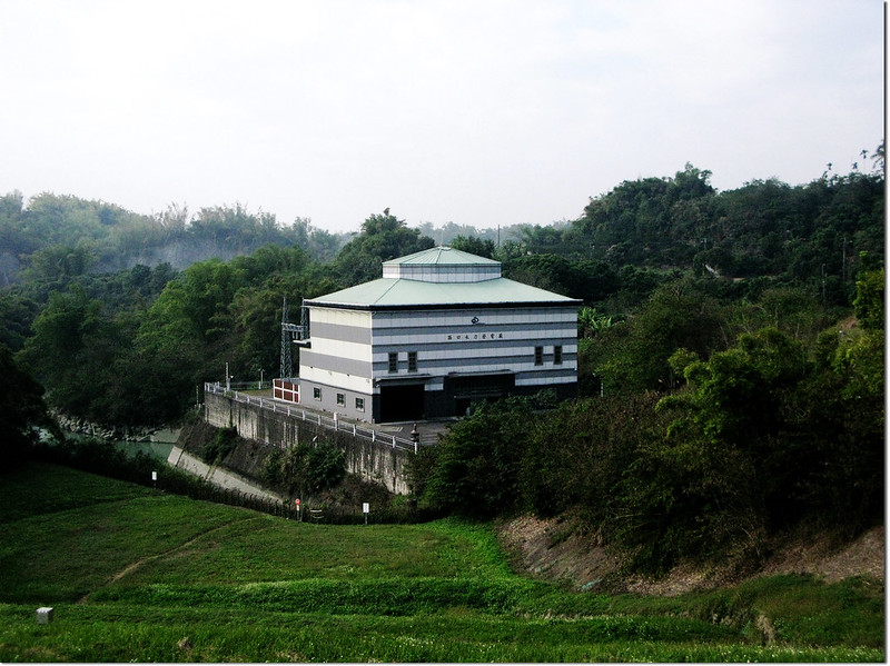 西口水力發電廠