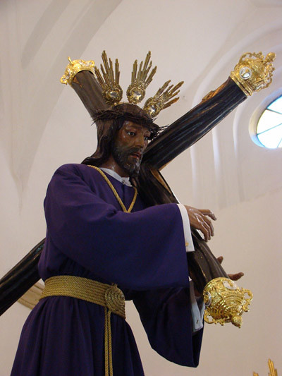 "Hermandad Sacramental de Nº Padre Jesús del Gran Poder y Nª Sª de la Asunción. ""Gran Poder""."