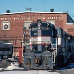 NJ Transit; Elizabethport NJ; 2/1987