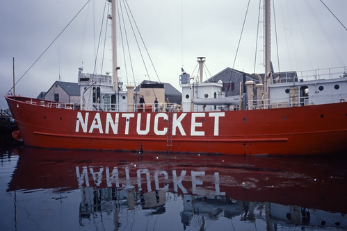 Nantucket Light Ship - Kodachrome (2)