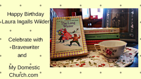 Happy Birthday Laura Ingalls Wilder (1)