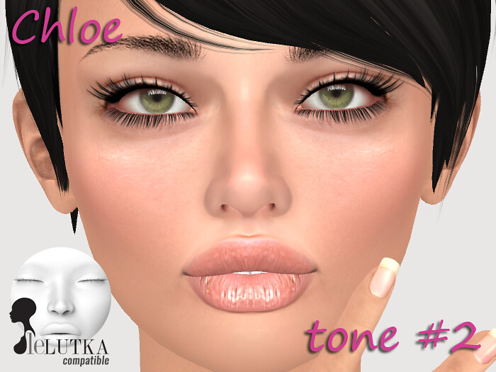 Cheap & Chic! -Chloe tone #2- skin applaier Lelutka