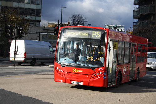 Go-Ahead London SE86 YX11CPF