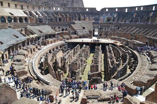 Colosseo - Interior 10