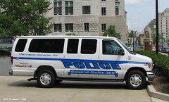 Rocky Hill CT Police - Ford E-Series Van