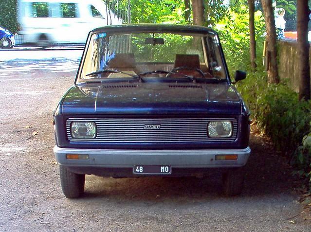 Fiat 128 1100 CL - 1980