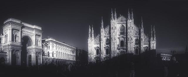 Duomo di Milano/Galleria Vittorio Emanuele II
