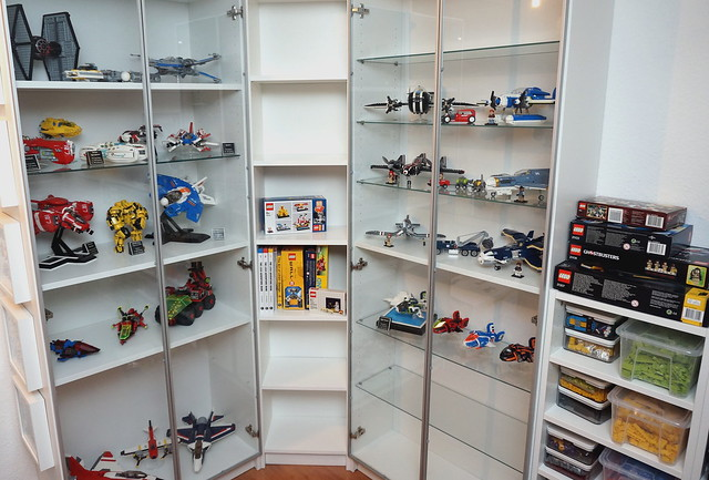 more and more MOCs and sets arrive