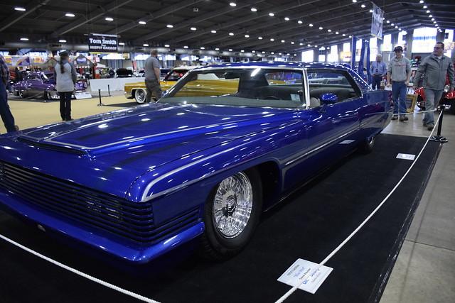 """1974 Cadillac - """"Blue Mist"""""""