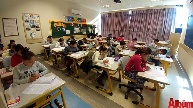 Bahçeşehir Koleji Bursluluk sınavı- Teşekkürler Alanya -5