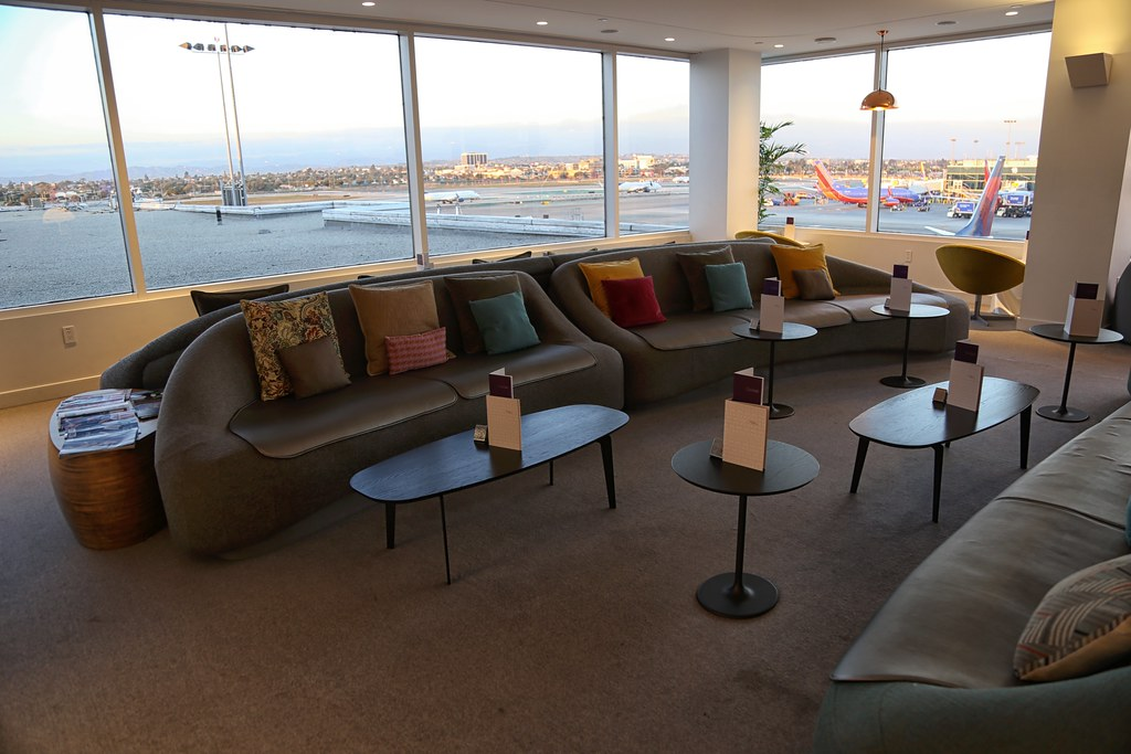 Virgin Atlantic Clubhouse LAX 1