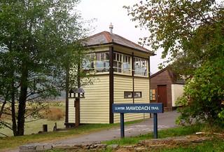 Penmaenpool Signal Box