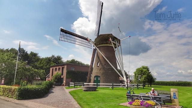 Grist Mill Geertruida Cornelia, Gorssel, Netherlands - 5475