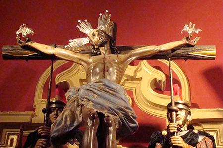 Hermandad De La Santísima Virgen De La Piedad Y Santísimo Cristo De La Exaltación En La Cruz