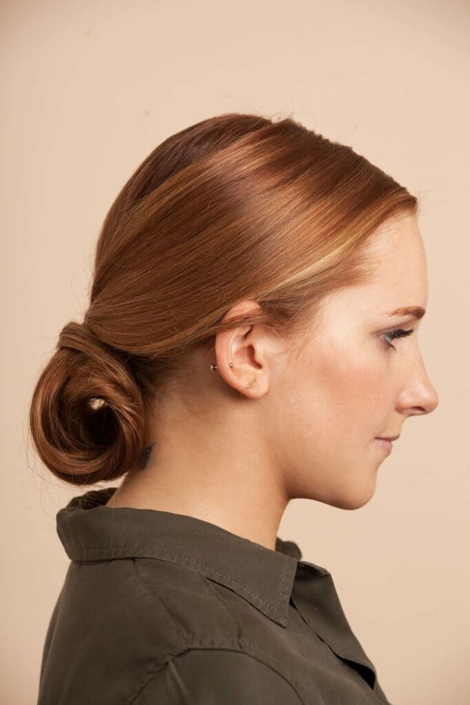 10+Top Formal Hairstyles-Professional Hairstyles 4