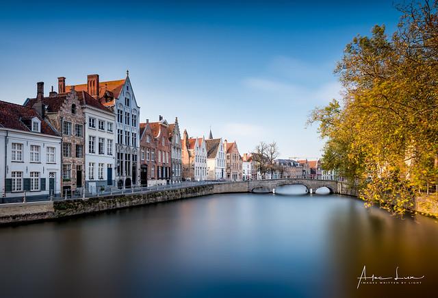 Postcard from Bruges I