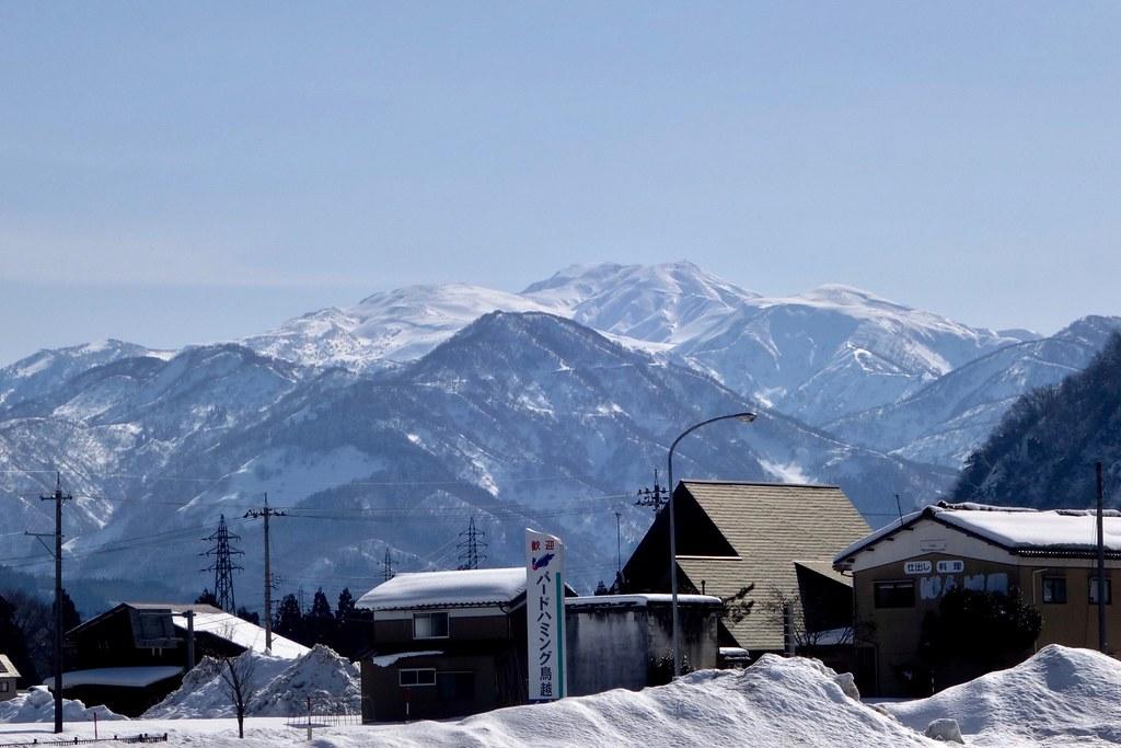 一月遅れの初詣^^; 白峰西山2018!