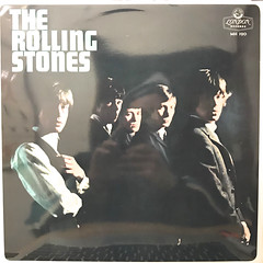 THE ROLLING STONES:THE ROLLING STONES(JACKET A)