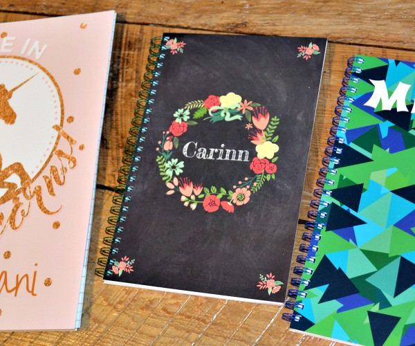 Gotcha Covered Notebooks on The SIMPLE Moms