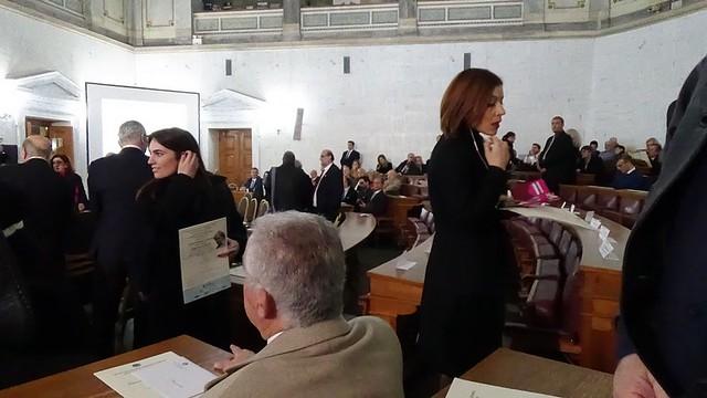 Τιμητική διάκριση στο Δημοτικό Ραδιόφωνο Τρίπολης από το ίδρυμα Μπότση