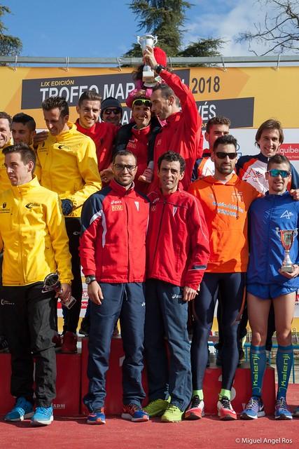 Cto Madrid Campo a Traves 2018 - Trofeo Marathon (Fotos Miguel Angel Ros)